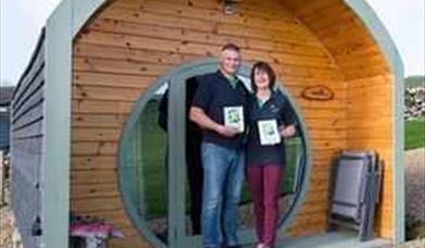 Unique Derbyshire holiday cottage disabled access specialist wins Britain's best rural business 2017