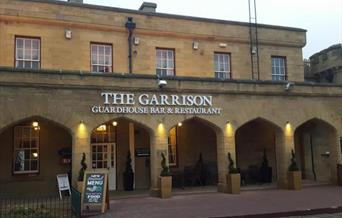 The Guardhouse Bar and Restaurant at The Garrison Hotel