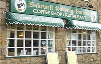 Bakewell Pudding Parlour& H's Wine Bar
