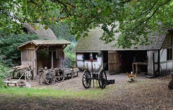 The 1642 Living History Village