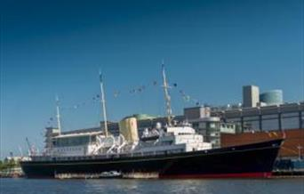 The Royal Yacht Britannia © Marc Millar