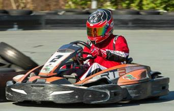 Things to Do Isle of Wight - Wight Karting