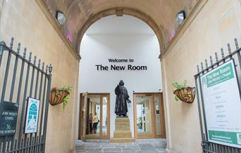 John Wesley's Chapel 'The New Room'