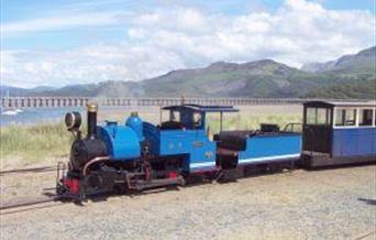 Fairbourne & Barmouth Railway
