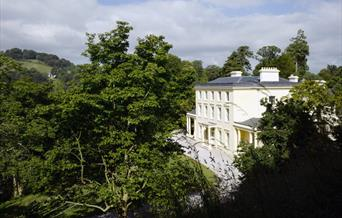 National Trust - Greenway House
