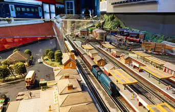 Hornby Hobbies Visitor Centre